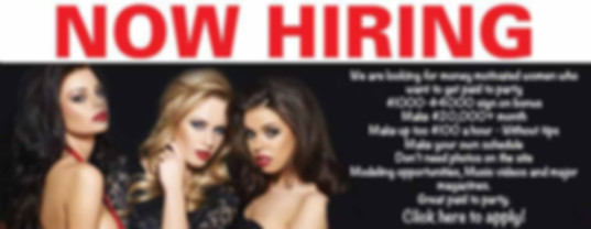 Fresno Strippers are now hiring