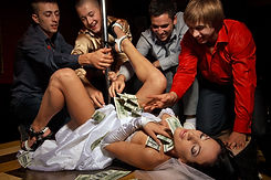 Pulse Entertainment strippers for hire - bachelor party speicals