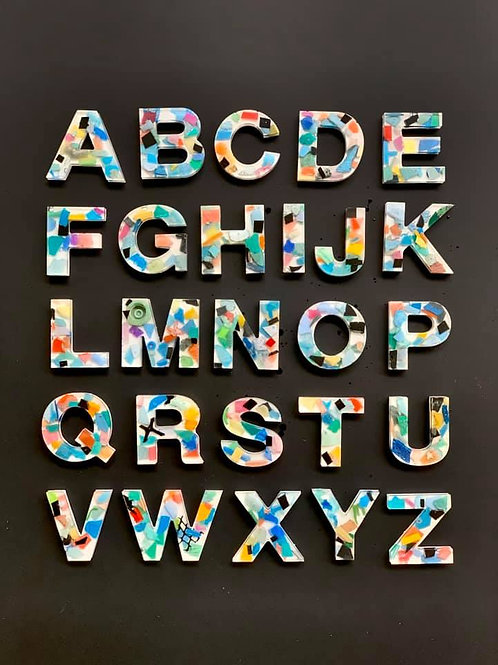 26 Piece Alphabet Set