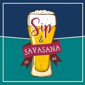 Sip & Savasana Yoga