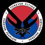 Forever Flying Taekwondo Logo.png