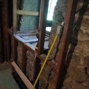 Replacing Plaster with drywall on a 19th century farmhouse