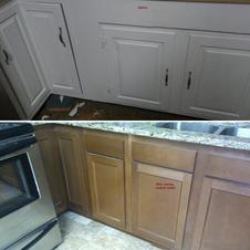 Budget friendly kitchen renov