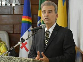 Deputado Alberto Feitosa destina emenda parlamentar para obras de infraestrutura em Triunfo