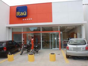 Itaú irá fechar três agências no interior de PE, incluindo Serra Talhada