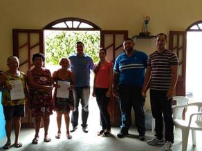 CadÚnico e Bolsa Família têm serviços ampliados no Distrito de Jericó