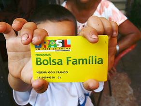 Cresce número de municípios que dependem mais do Bolsa Família
