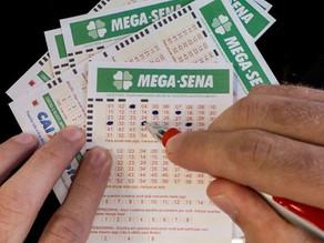 Mega-Sena pode pagar R$ 4 mi no sorteio desta quinta