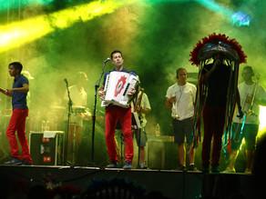 Fulô de Mandacaru faz show inesquecível e marca Segunda de Carnaval em Triunfo