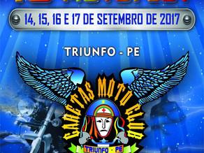 Confira a programação do Triunfo Moto Fest 2017