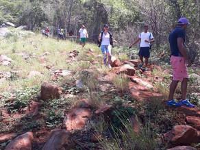 1ª Caminhada Ecológica reúne multidão e promove manhã saudável em Triunfo