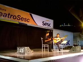 TeatroSesc leva apresentações gratuitas para Sertânia
