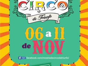 Mostra de Circo de Triunfo realiza exibição de filme gratuita no Guarany hoje (20)