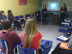 Professores recebem capacitação no Programa Cooperjovem em Triunfo