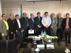 Marconi trata sobre o SAMU e cobra ações hídricas para Flores, Triunfo, Santa Cruz, Ingazeira e Soli