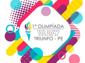 Maratona e mais uma etapa da Olimpíada serão realizadas em Triunfo