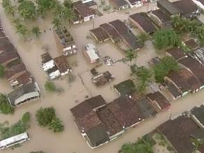 Um mês após enchente, Pernambuco ainda registra mais de 9 mil pessoas fora de casa