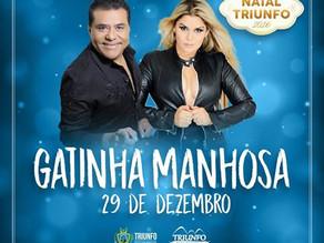 Confira as bandas que se apresentam hoje 29/12 no Natal Triunfo