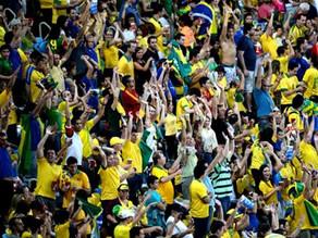 CBF é multada por homofobia da torcida em jogo da Seleção