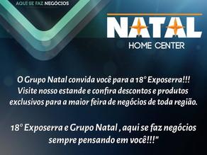 Grupo Natal participará da 18ª ExpoSerra