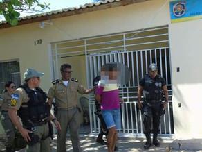 Polícia investiga se detido em Lagoa Grande tem relação com o caso Beatriz