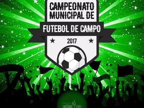 Secretaria de Esportes divulga tabela da 2ª fase do Campeonato de Futebol em Triunfo