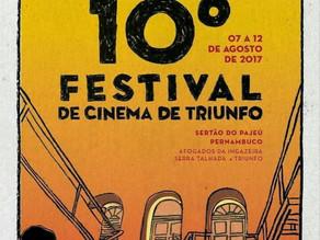 10º Festival de Cinema de Triunfo exibirá 35 filmes, entre eles 14 pernambucanos