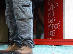 Pernambuco teve, este ano, quase 150 investidas contra bancos