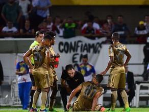 Sport arranca a classificação contra o Santa e está na final da Copa do NE