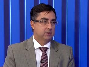 Presidente da Compesa fala sobre estiagem prolongada e abastecimento em PE