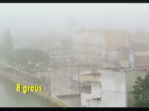 Triunfo é destacada como uma das cidades mais frias do país durante o mês de julho