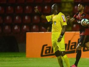 Com emoção, Sport arranca classificação na Sul-Americana