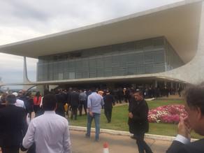 Temer anuncia repasse de R$ 2 bi após mobilização do movimento municipalista