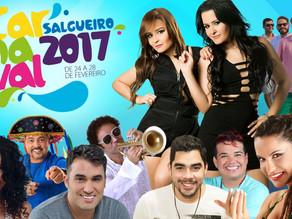 Gabriel Diniz e Maiara e Maraísa farão parte do Carnaval 2017 em Salgueiro