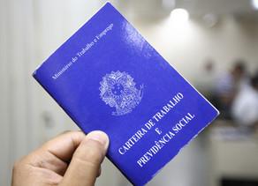País registra 59,8 mil novas vagas formais de trabalho em abril