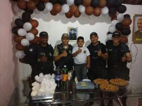 Policiais do 14° BPM realizam sonho de criança de 6 anos em Serra Talhada