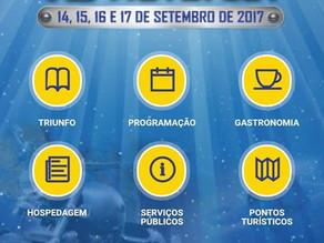 GUIA DE TRIUNFO: Confira as novidades e programação completa do 13º Triunfo Moto Fest
