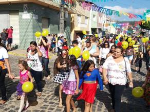 Em Triunfo já é Carnaval!