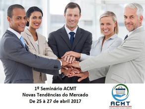 ACMT realiza seminário sobre empreendedorismo em Triunfo