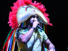 Triunfo é presenteada com shows incríveis e muita chuva em plena segunda de Carnaval