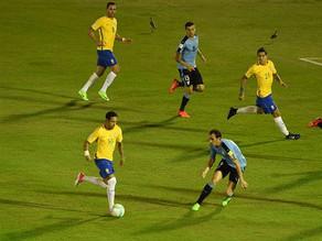 Brasil goleia Uruguai fora de casa e se classifica para Copa do Mundo 2018