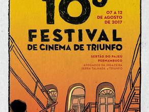 10º Festival de Cinema de Triunfo começa hoje (07)