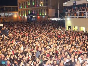 59ª FESTA DOS ESTUDANTES: Shows atraem cerca de 50 mil pessoas