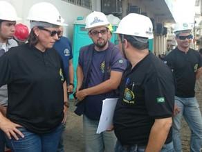 CREA-PE inicia mutirão de fiscalização e inspeção em empresas públicas e privadas do Sertão do Pajeú