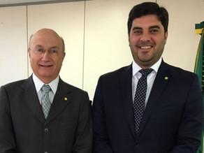Deputado pede ao Ministro da Justiça mais segurança para o Sertão