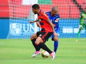 Com uso de árbitro de vídeo, Salgueiro arranca empate no fim diante do Sport