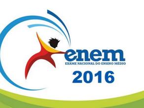 ENEM 2016: Resultado já está disponível