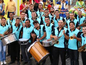 Nota: Banda Isaías Lima será responsável pelas prévias de carnaval em Triunfo