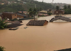 Governo decreta calamidade em 13 municípios pernambucanos por causa de chuvas