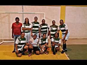 Jericó vence 1ª rodada do Campeonato de Futsal Feminino